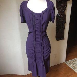 PRADA dress with Short Sleeves Sz. 18